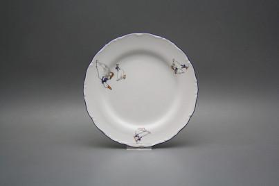 Dessert plate 19cm Ofelia Geese CML č.1
