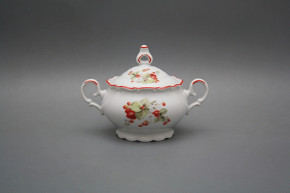 Sugar bowl 0,24l Ofelia Strawberries CL