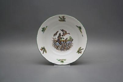 Salad dish 19cm Ofelia Mallard ducks FZL č.1