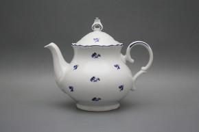 Teapot 1,2l Ofelia Meadow flowers Sprays ML