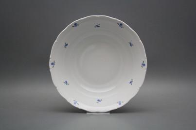 Deep dish 25cm Ofelia Forget-me-not Sprays ABB č.1