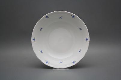 Deep dish 23cm Ofelia Forget-me-not Sprays ABB č.1