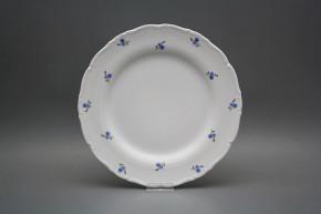 Flat plate 25cm Ofelia Forgel-me-not Sprays ABB