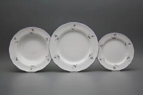 Plate set Ofelia Geese 24-piece AML