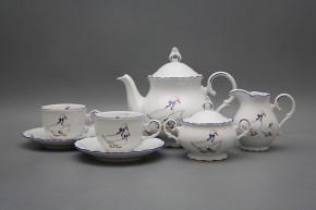 Tea set Ofelia Geese 15-piece ML