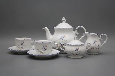 Tea set Ofelia Geese 15-piece ML č.1