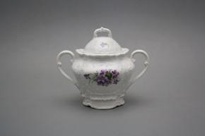 Sugar bowl 0,35l Opera Violets BB