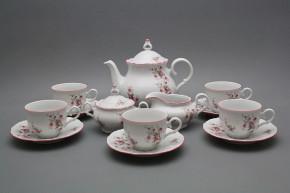 Tea set Ofelia Pink roses 15-piece RL