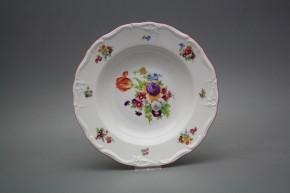 Deep plate 23cm Marie Louise Pearl JRL