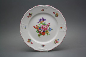 Flat plate 25cm Marie Louise Pearl JRL