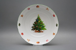 Deep dish 25cm Ofelia Christmas Tree JZL