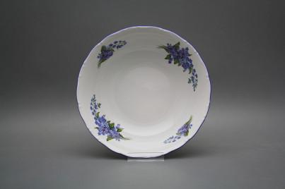 Deep dish 23cm Ofelia Forget-me-not EAL č.1