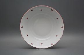 Deep dish 25cm Ofelia Ladybirds ACL