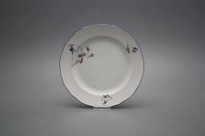 Dessert plate 19cm Rokoko Geese CML