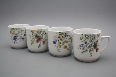 Mug Petka 0,4l Flowering meadow BB č.1