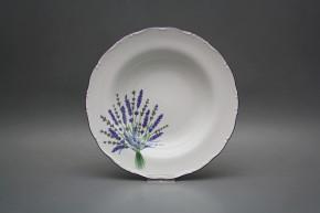 Deep plate 23cm Ofelia Lavender HFL