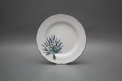 Dessert plate 19cm Ofelia Lavender HFL č.1