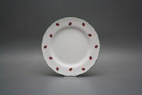 Dessert plate 19cm Ofelia Ladybirds AZL