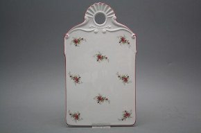 Relief cutting board Pink roses RL