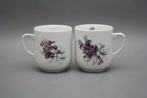 Mug Trojka 0,3l Sweet violets BB