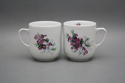 Mug Trojka 0,3l Sweet violets BB č.1