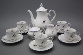 Coffee set Ofelia Geese 15-piece ML