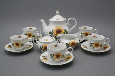 Tea set Ofelia Sunflowers 15-piece ZL č.1