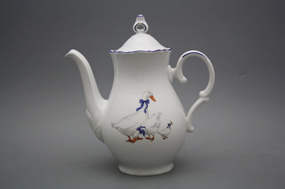 Coffeepot 1,2l Ofelia Geese ML č.1