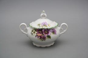 Tea sugar bowl 0,24l Ofelia Pansy ZL