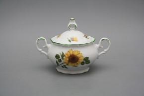 Tea sugar bowl 0,24l Ofelia Sunflowers ZL