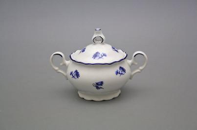 Tea sugar bowl 0,15l Ofelia Meadow flowers Sprays ML č.1