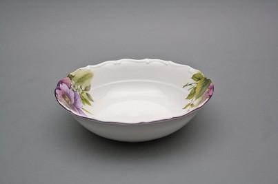 Salad dish 19cm Ofelia Pansy DFL č.1