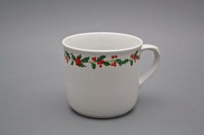 Mug Varak 0,65l Christmas holly BB