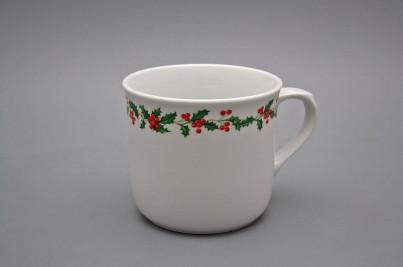 Mug Varak 0,65l Christmas holly BB č.1