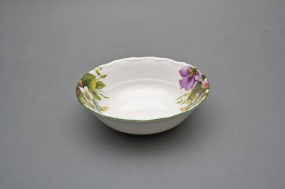 Salad dish 16cm Ofelia Pansy DZL č.1
