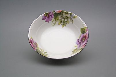 Salad dish 19cm Ofelia Pansy CFL č.1