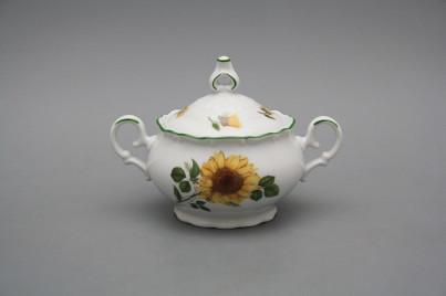 Coffee sugar bowl 0,24l Ofelia Sunflowers ZL č.1