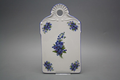 Relief cutting board Forget-me-not AL č.1