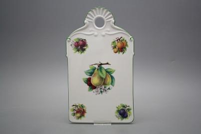 Relief cutting board Fruits ZL č.1