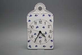 Cutting board clock Meadow flowers Sprays ML