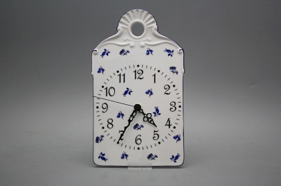Cutting board clock Meadow flowers Sprays ML č.1