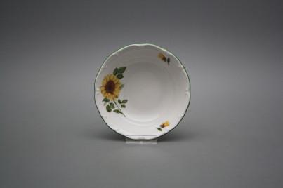Salad dish 13cm Ofelia Sunflowers CZL č.1
