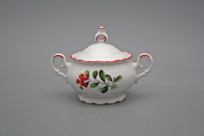 Tea sugar bowl 0,24l Ofelia Forest berries CL