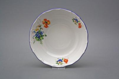 Salad dish 19cm Ofelia Field flowers CAL č.1