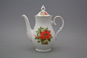 Coffeepot 1,2l Ofelia Poinsettia GL