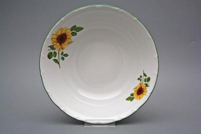 Deep dish 25cm Ofelia Sunflowers DZL č.1