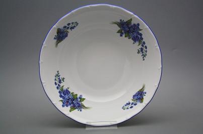 Deep dish 25cm Ofelia Forget-me-not EAL č.1