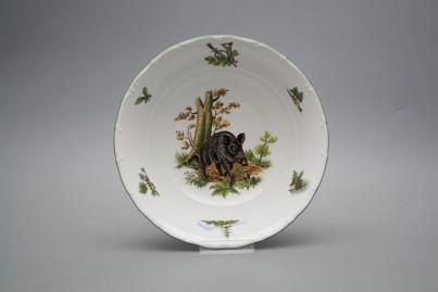 Deep dish 23cm Ofelia Wild boar FZL č.1