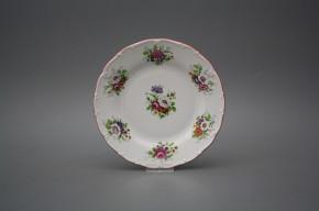 Dessert plate 19cm Ofelia Meissen bouquet FCL