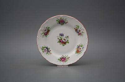 Dessert plate 19cm Ofelia Meissen bouquet FCL č.1